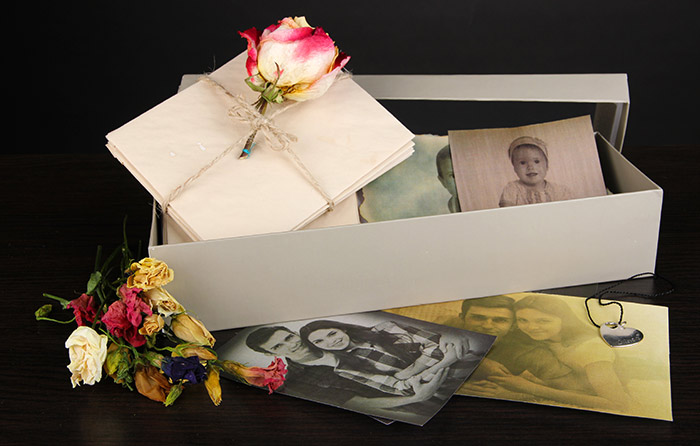 A Box Of Timeless Memories