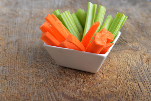 Choose Veggies For A Delightful Evening Snack