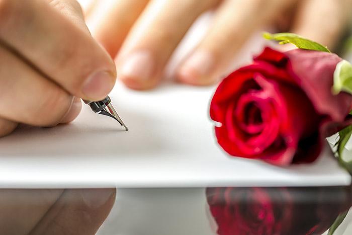 Love Letters Are Still In Fashion
