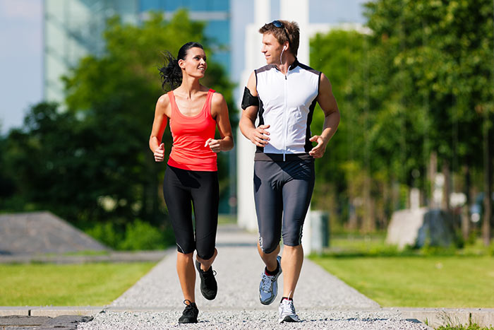 Set Your Hearts Racing With A Workout Together