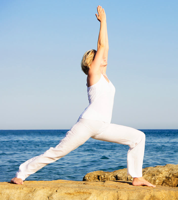 How To Do The Virabhadrasana 1 And What Are Its Benefits