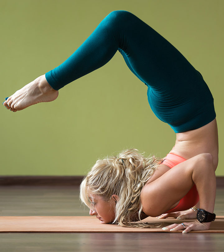 How To Do The Vrschikasana And What Are Its Benefits