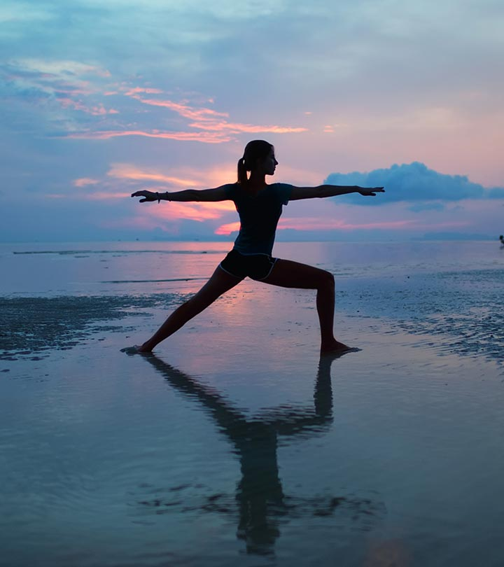 How To Do The Virabhadrasana 2 And What Are Its Benefits