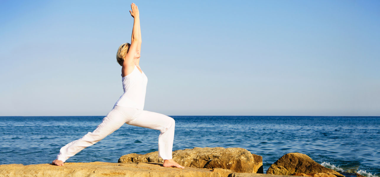 How To Do The Virabhadrasana