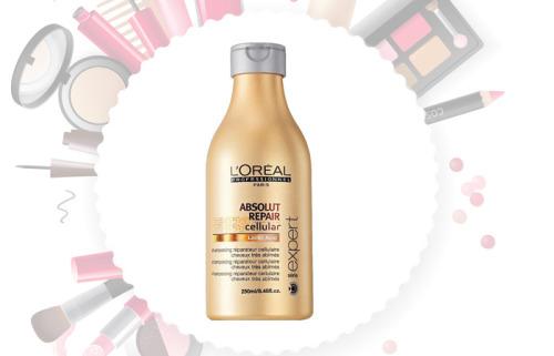Loreal Paris Professionnel Expert Serie – Absolut Repair Cellular Shampoo
