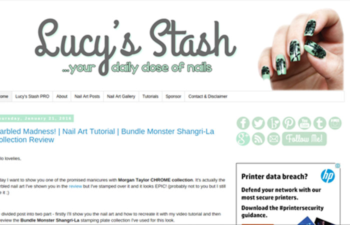 Lucy's Stash