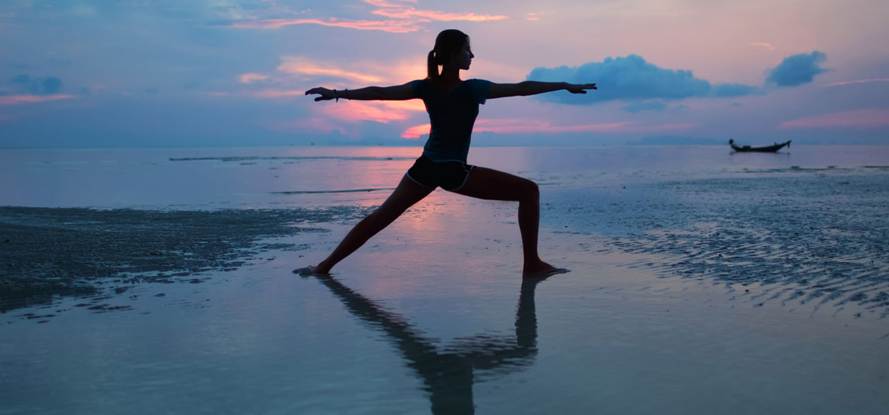 Veerabhadrasana And What Are Its Benefits