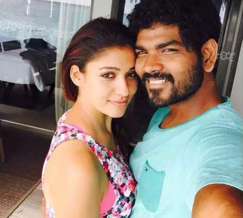 Nayanthara Without Makeup - The Sunkissed Look