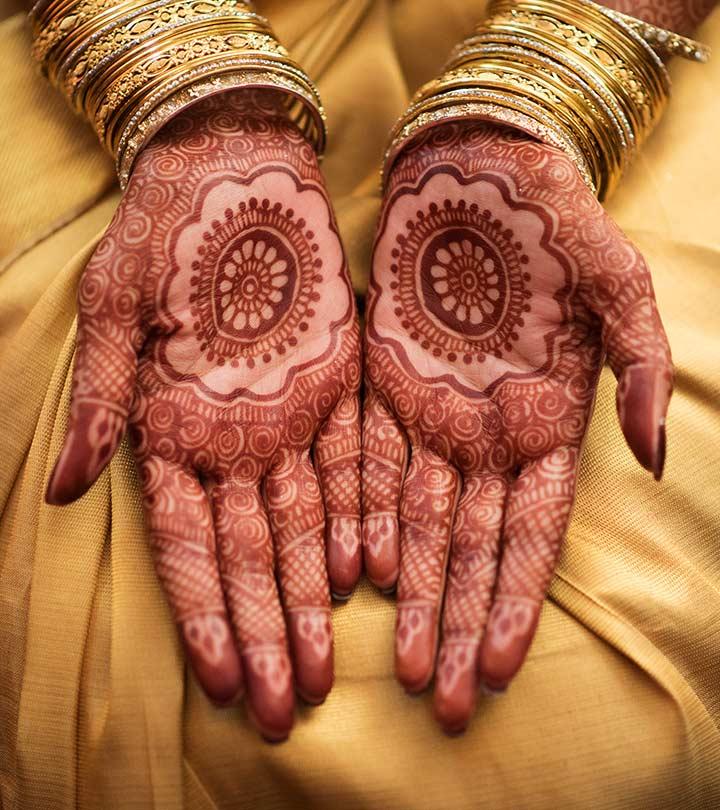 4 Videos Featuring The Best Bridal Mehendi Designs