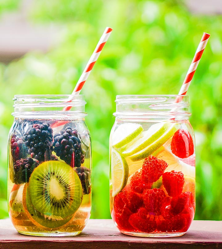 5 Amazing Videos on How To Make Detox Water