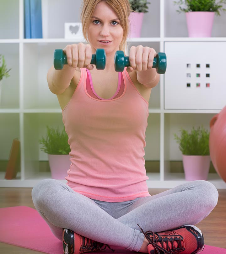 5 Videos Featuring Workouts That Can Help You Get Fit At Home