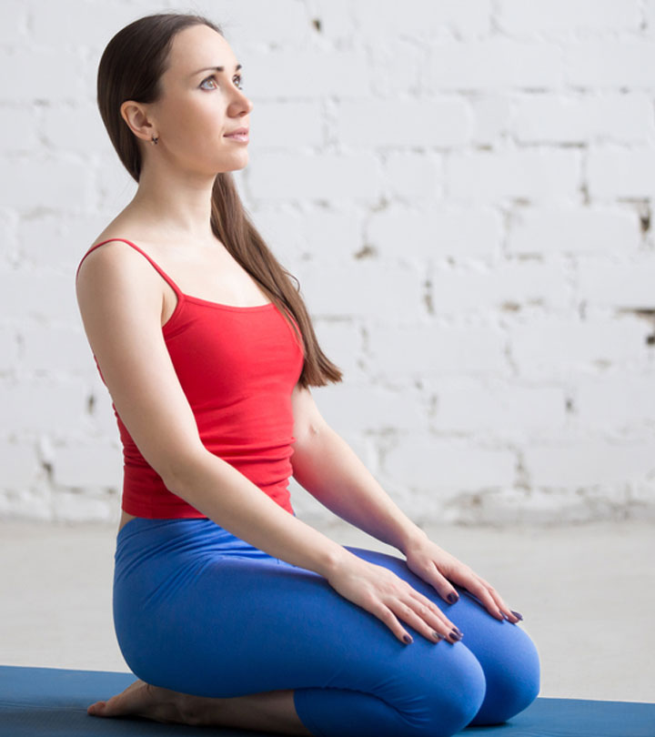 How To Do The Vajrasana And What Are Its Benefits