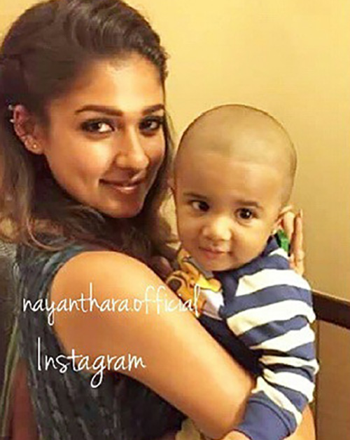 Nayanthara Without Makeup - The Maternal Glow Look