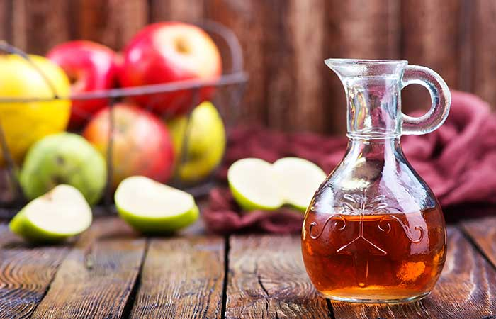Apple Cider Vinegar Trap
