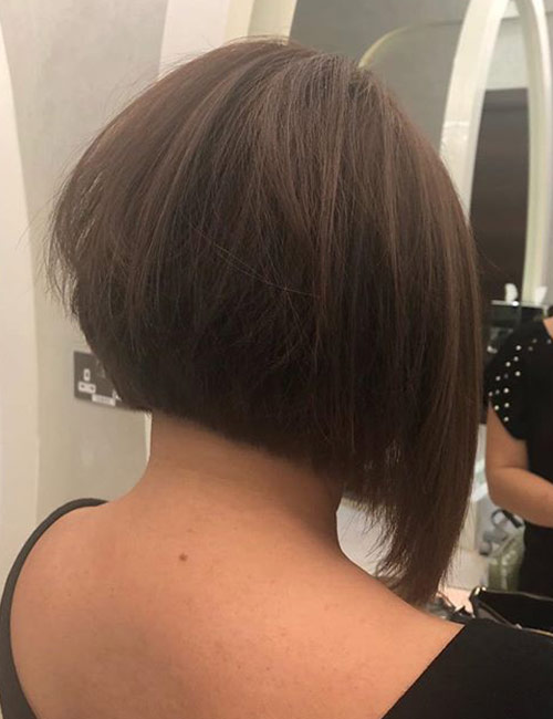 Brown Disconnected Gradual Bob