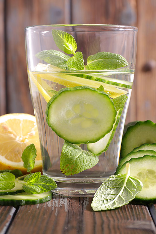 DIY Natural Detox Recipes For Weight Loss