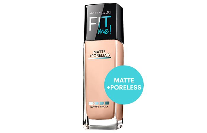 Maybelline Fit Me! Matte+Poreless Foundation