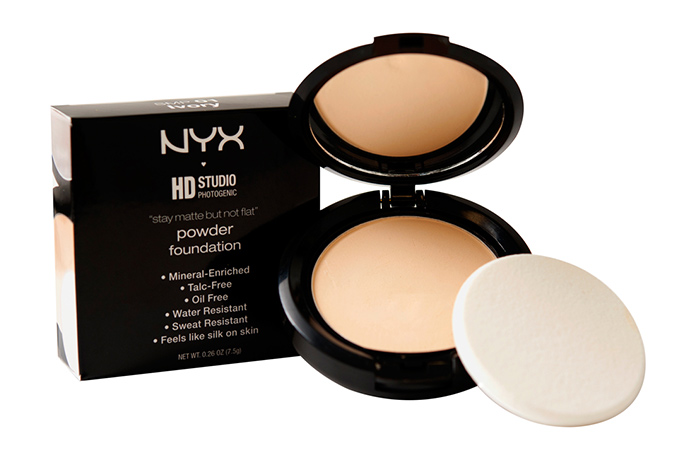 mineral foundation for oily skin