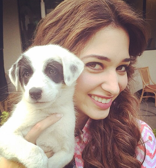Tamanna On One Bright Day