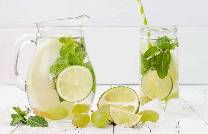 Detox Drinks - Slimming Detox Water