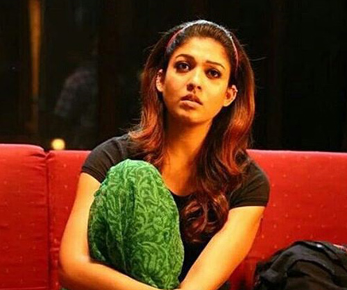 Nayanthara Without Makeup - The 'Comfort Is Key' Look
