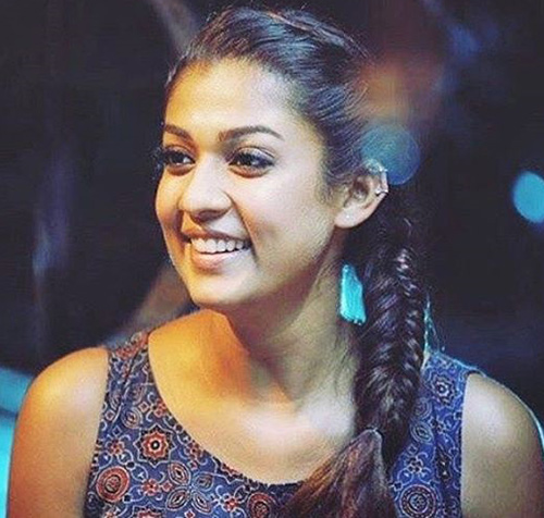 Nayanthara's Casual Chic Look