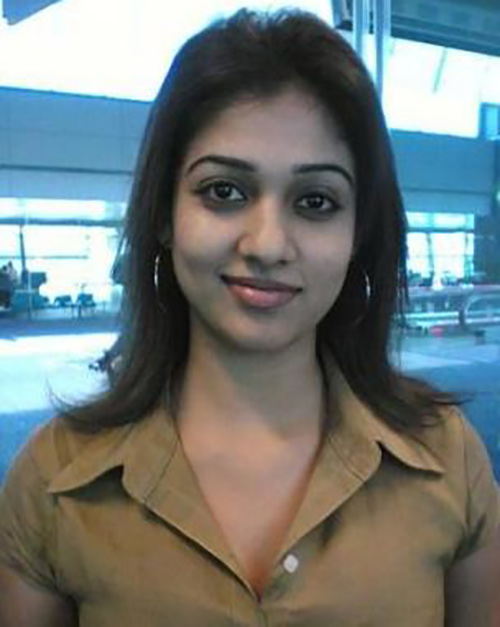 The Light No-Makeup Look of Nayanthara Without Makeup
