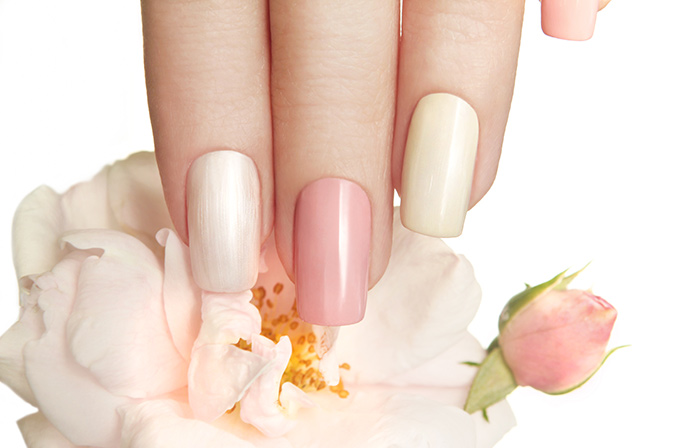 The Mild-Tempered Romanticist With Vertically Long Nails