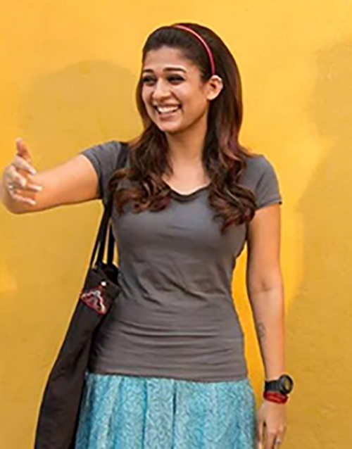 The Natural Everyday Look of Nayanthara Without Makeup
