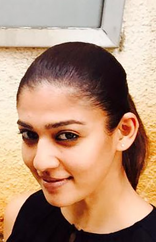 The Uber Sleek And Casual Look of Nayanthara Without Makeup