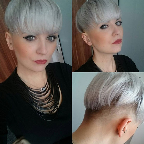 Enjoyable 30 Short Hairstyles For Fine Hair Hairstyle Inspiration Daily Dogsangcom