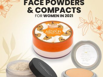 19 Best Face Powders And Compacts For Women In 2021 - Reviews & Buying Guide