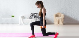 5 Videos Featuring Lower Body Workouts That You Can Do At Home