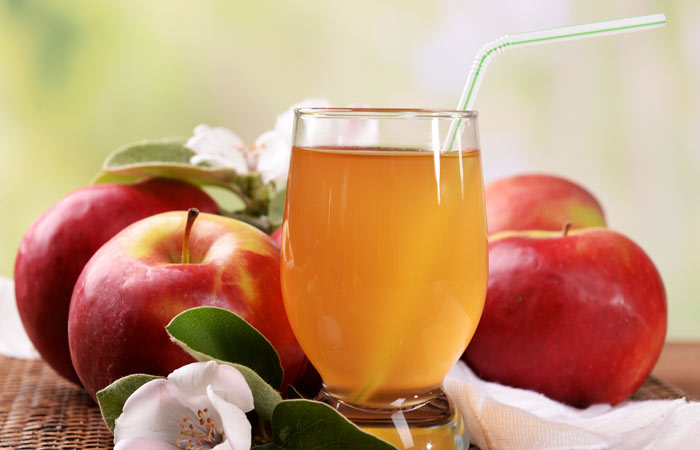 Ginger-And-Apple-Juice