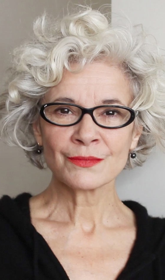 50 Short And Stylish Hairstyles For Women Over 50 Gossip