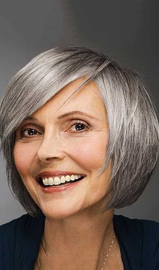 Platinum-Round-Bob-With-Bangs