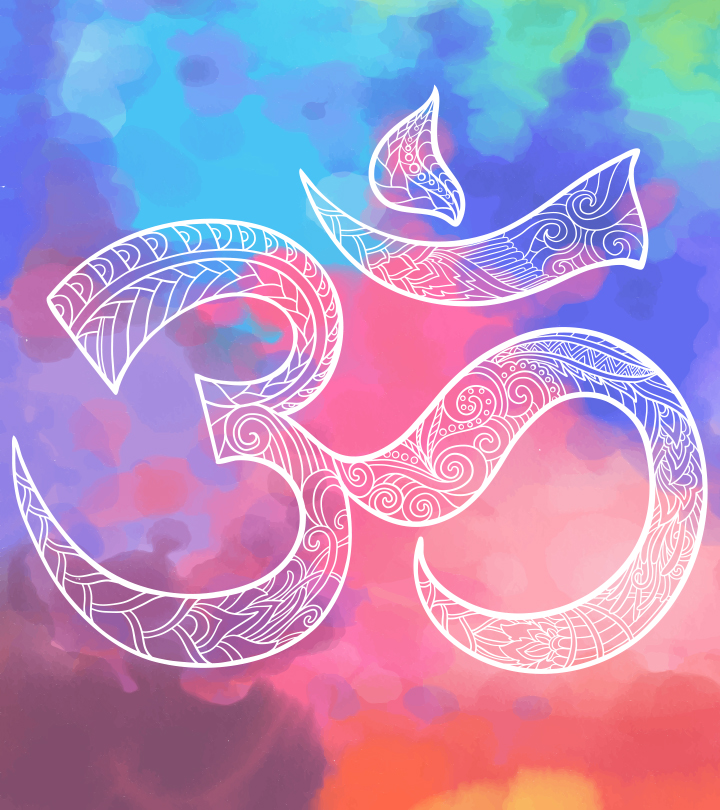 The Meaning Of The Om Symbol How To Use It