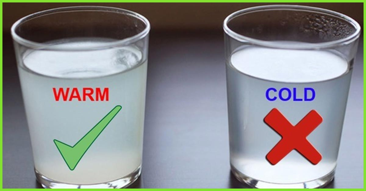 Image result for drinking cold water and effect