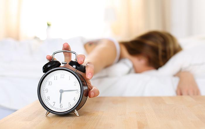 1. Improper Sleep Schedule