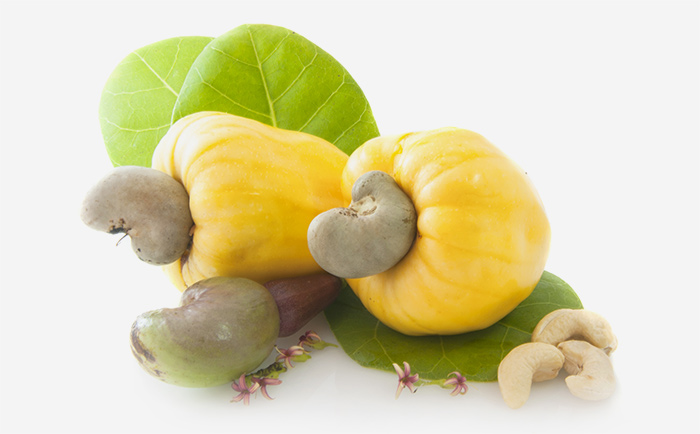 6. Cashews