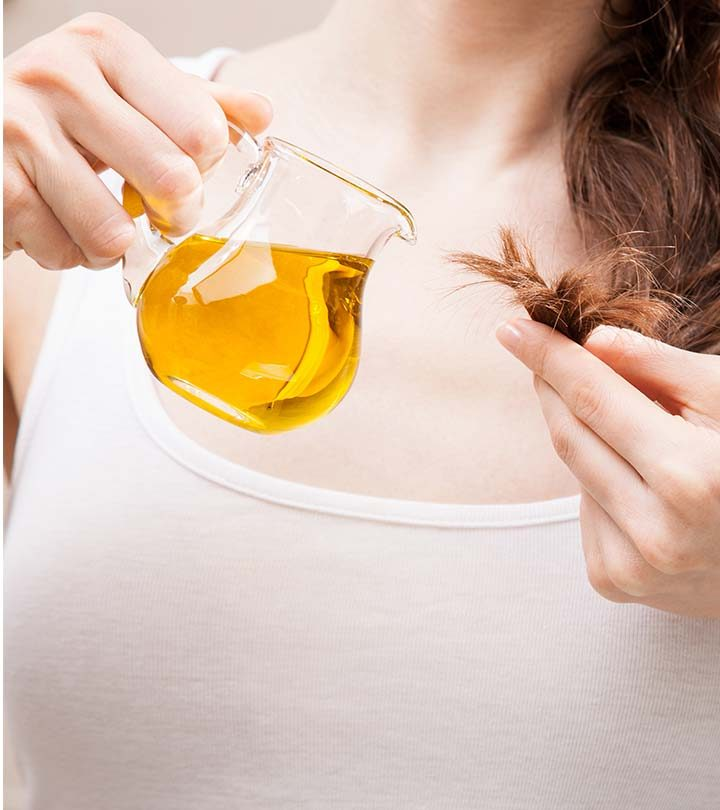 How And When To Apply Hair Oil According To Ayurveda