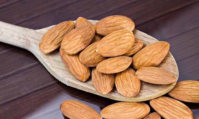 7. Almonds (Bitter Ones)