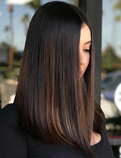70 Stunning Haircuts And Hairstyles For Thick Hair To Check Out In 2020