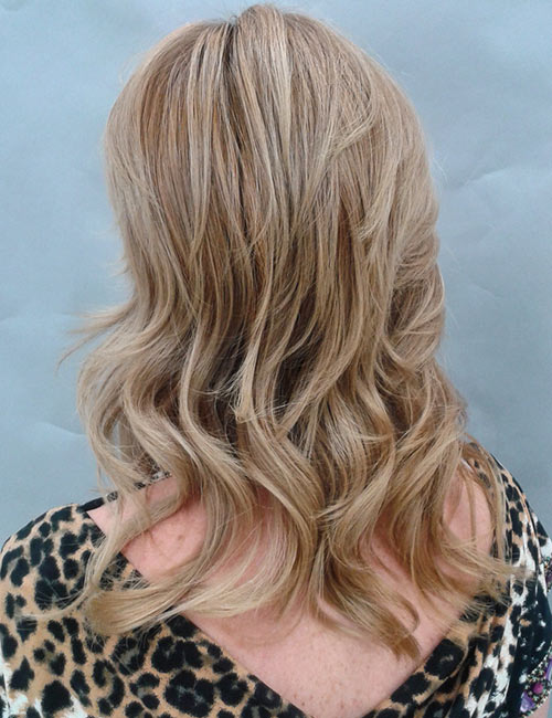 Blonde Layers