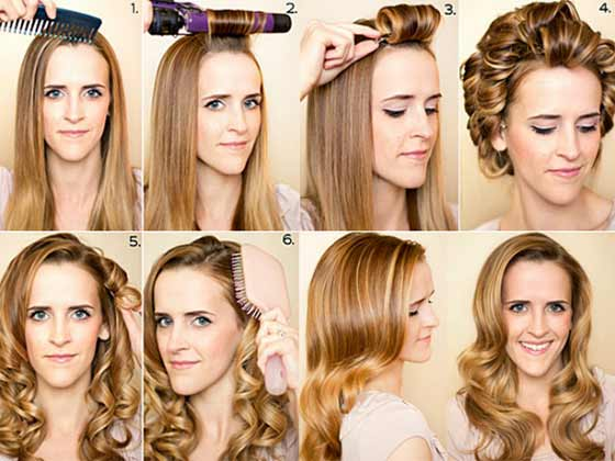 Cascading-Curls-Hairdo