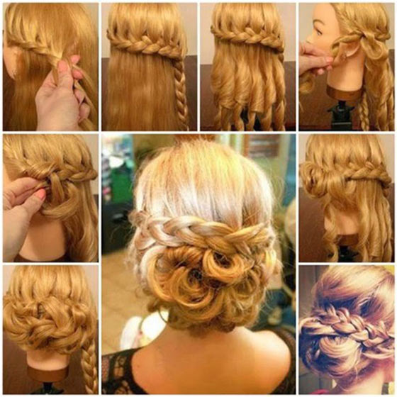 Elaborate-Braided-Bun