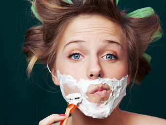 Should Women Shave Their Face? Here Is What You Need To Know About Shaving Your Face