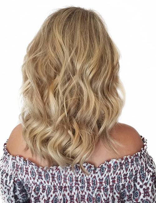 Simple Layered Haircut