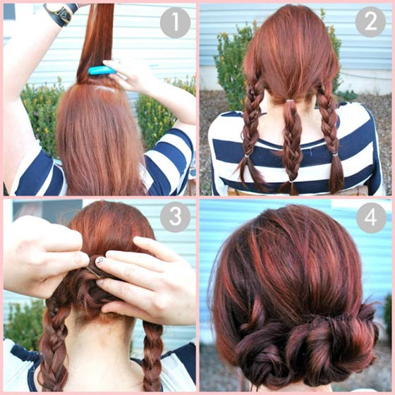 Three-Braided-Chignon