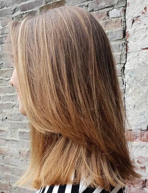 Two-Layer Haircut